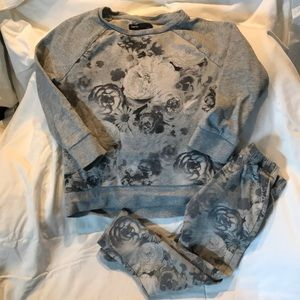 GapKids Girls Matching Set Size XS (4/5)